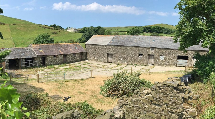 THE OUTBUILDINGS