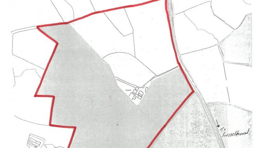 THE LAND (see plan and schedule of acreages)