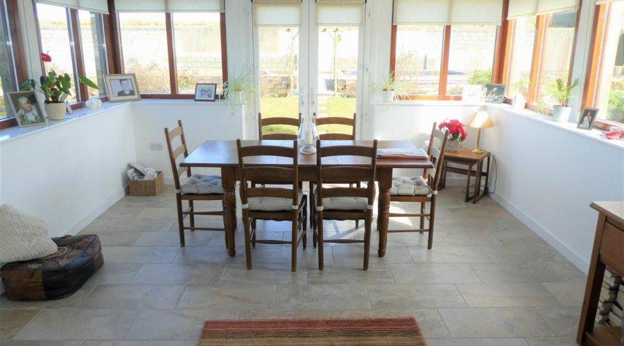Rear Dining Room or Garden Room