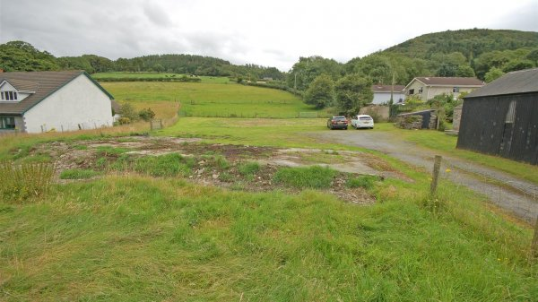 The Building Plot Land Adjoining Frongoch