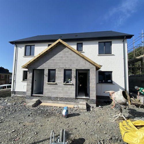 The New Dwellings Bryndolau
