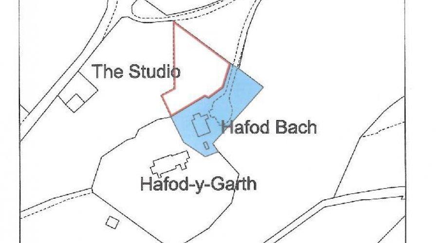 Hafod bach new map.jpg