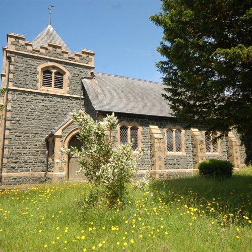 Former St David's Church