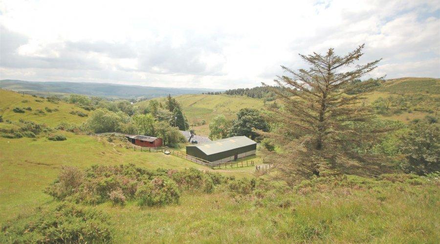 Nant Byr view of property.jpg