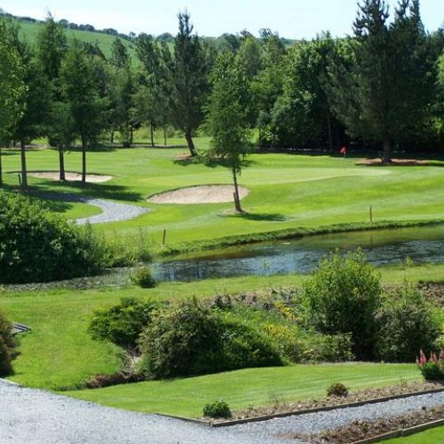 Land at Former Capel Bangor Golf Course