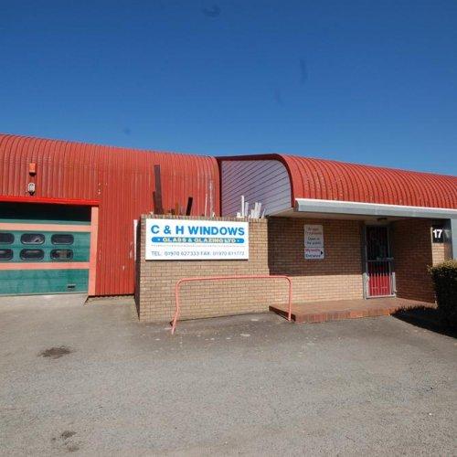 Unit 17 Glan Yr Afon Industrial Estate