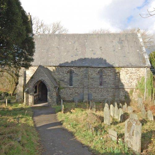 Former St Cynfelyn's Church