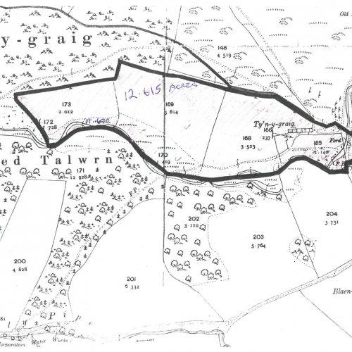 Tynygraig Land