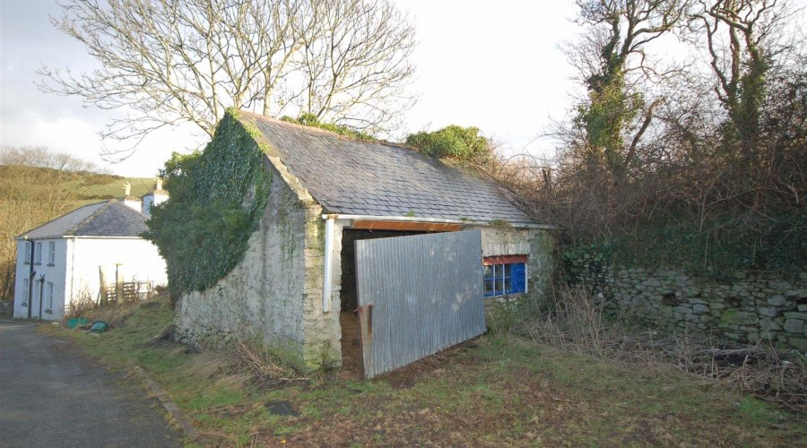 TRADITIONAL OUTBUILDING