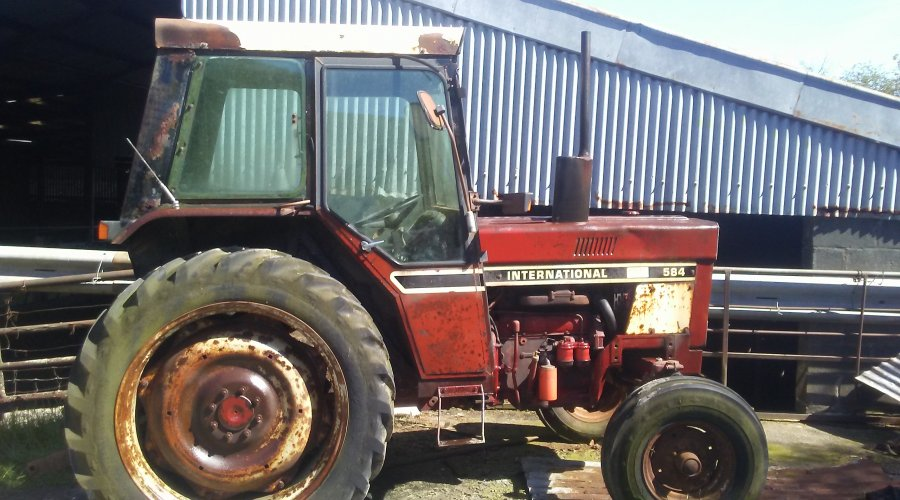 Machinery sale - 18th May 2019