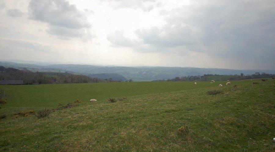 Pantycyfyng Uchaf - land and view.jpg
